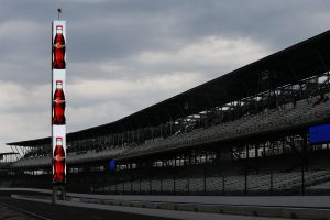 The Indianapolis Motor Speedway Tastes the Feeling of Coca-Cola Ahead of the 100 Mile Race This May.