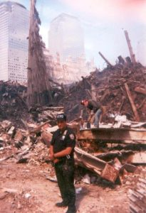 After serving through one of the most dangerous periods of New York's history Officer Wasilewski served during the Ground Zero rescue and recovery period