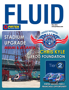 PIRTEK USA FLUID Magazine Fall 2016 ICON